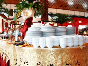 Menu Catering Salsa